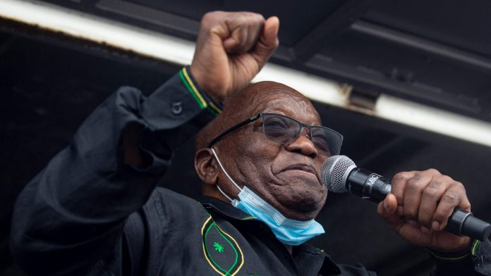 Judiciary ignored: Former South African President Zuma sentenced to prison