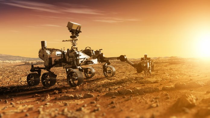 Life on Mars?  Rover Curiosity May Be Close To A 'Space Burp'