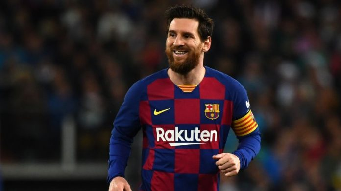 Looks like Lionel Messi will stay with Barcelona
