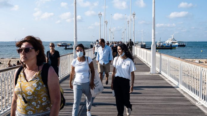 New restrictive measures in Gironde, the province announces