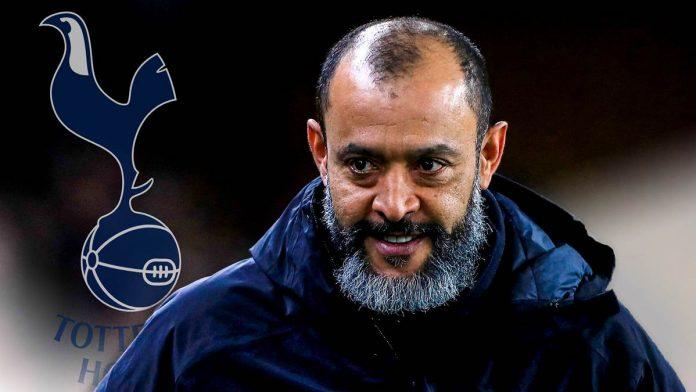 Der ehemalige Wolverhampton-Trainer Nuno Espirito Santo wird Chefcoach bei Tottenham Hotspur.