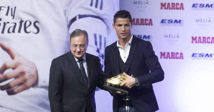 Perez also blasphemed Mourinho and Ronaldo