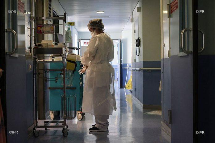 Reunion University Hospital developed a delta variable test