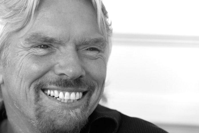 Richard Branson wants Jeff Bezos to lead by nine days
