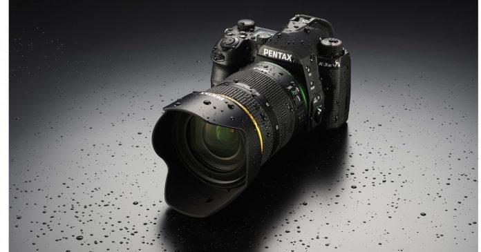 Ricoh offers APS-C-Zoom Pentax 2.8 / 16-50 mm HD DA ★ ED PLM AW