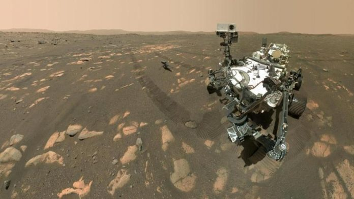 Space travel: The spacecraft on Mars will soon take samples to return to Earth