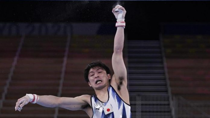 Summer Games in Tokyo: Olympic gymnastics champion Oshimura and Zunderland fail early