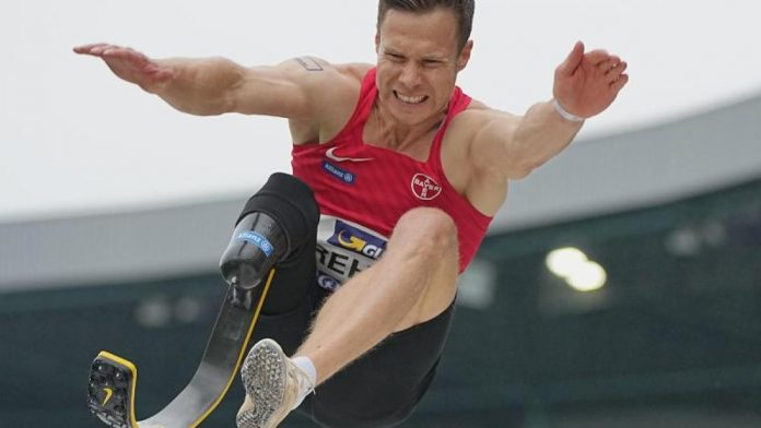 Summer Games in Tokyo: Olympic start: Suspender Marcus Rehm calls the cup