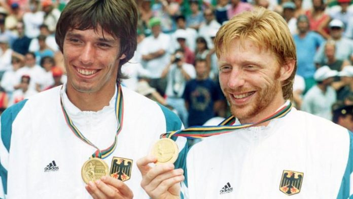 Tennis at the Olympics: A Review of Drama and Triumphs: Graf, Baker/Stitch & Co..