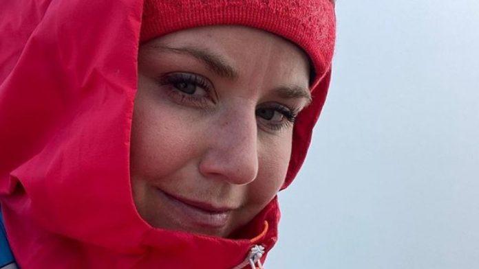 The mountain is calling: Beatrice Egli climbs the Matterhorn