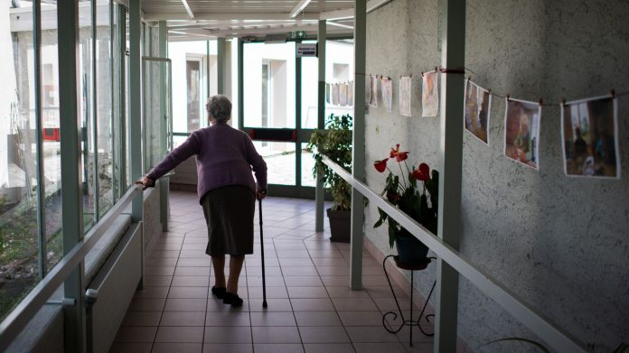 Three out of four nursing homes will be affected by the epidemic in 2020