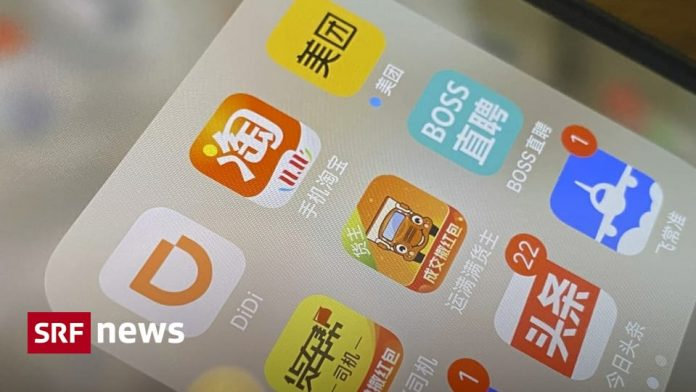 Uber's Chinese counterpart - Beijing slows down Didi after its initial public offering - News