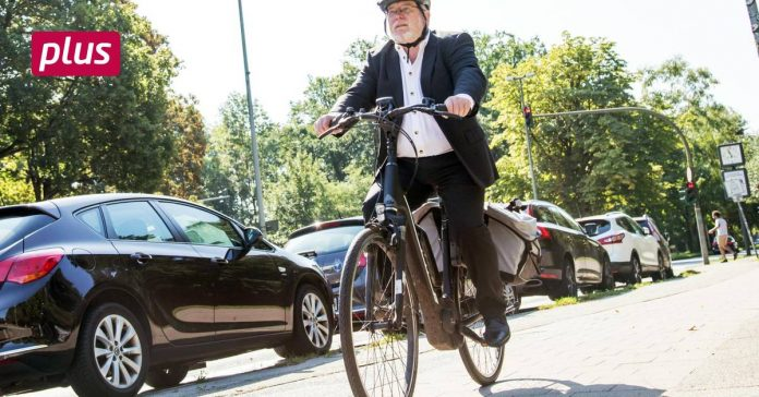 Which is why e-bikes are often risky, especially for beginners