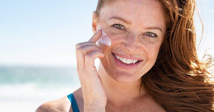 news |  Health tip: sunscreen, summer partner