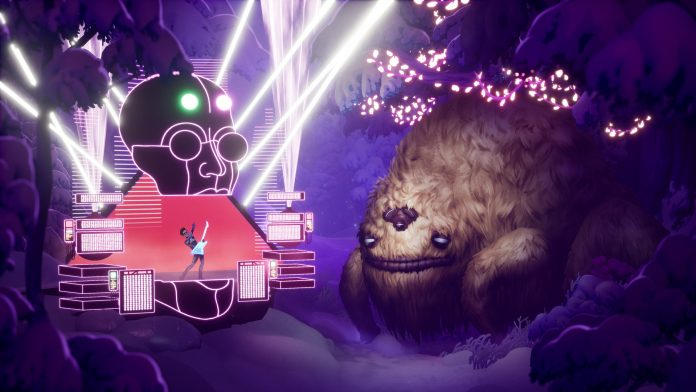 Artful Escape will take you on a mind-expanding journey on September 9 • JPGAMES.DE