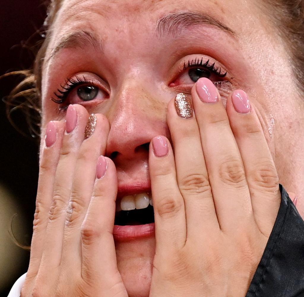 Athletics - Women's Discus Throw - Final
