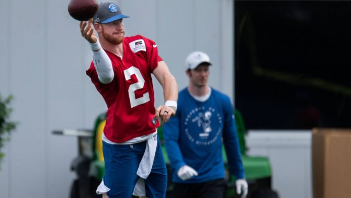 Wentz's struggle continues - and raises questions for the ponies