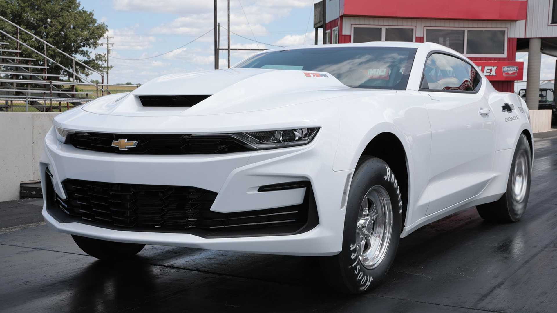 2022 Chevrolet Qubo Camaro Big Block