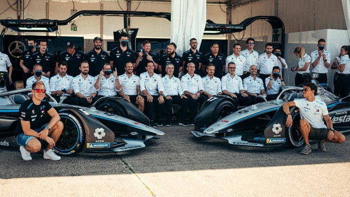 Formula E: Berlin |  Mercedes wins - and plans to get out