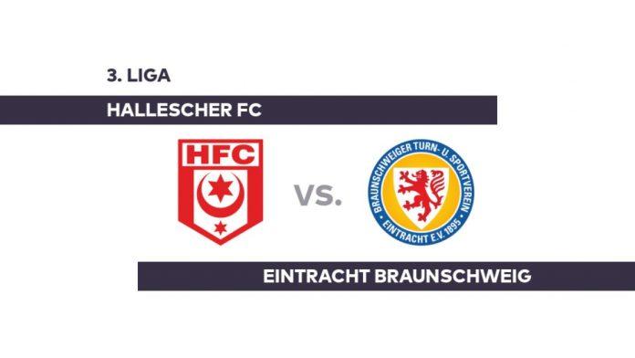 Hallescher FC - Eintracht Braunschweig: Braunschweig qualifies - Third League