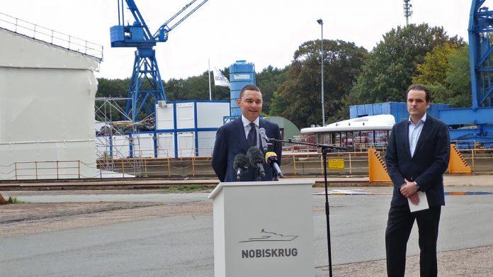 Rendsburg: FSG acquires shipyard Nobiskrug |  NDR.de - News