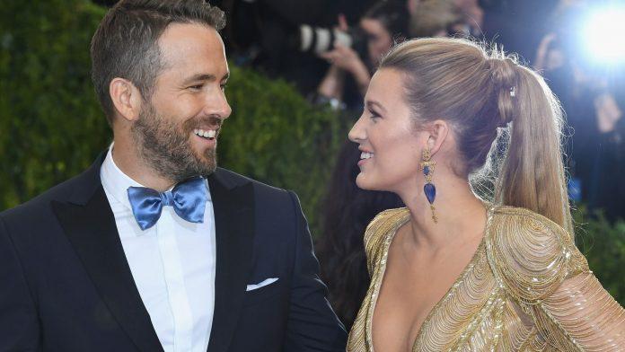 He Did It Again: Ryan Reynolds Joking Blake