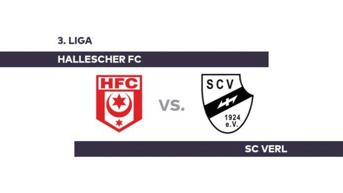 Hallescher FC - SC Verl: Halle draws against Verl - League Three