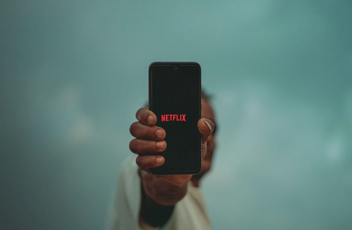 Netflix starts as a mobile gaming platform