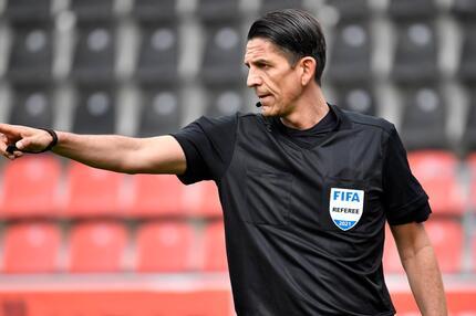 Deniz Aitken, Bundesliga, referee