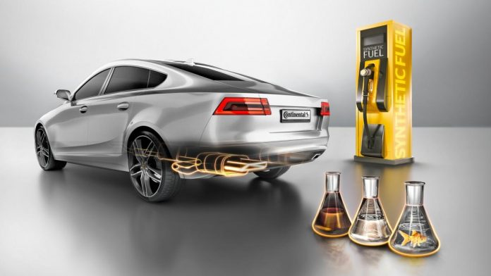 Without competition: Electric Vehicle Dictionary: Electronic Fuel - WELT