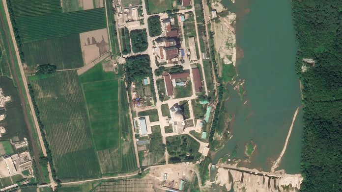 North Korea appears to be ramping up its nuclear reactor