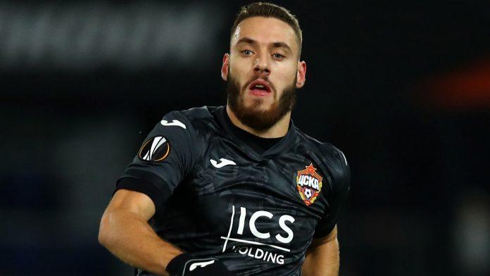 West Ham hosts the Rapids Europa League opponent, Croatian Nikola Vlasic - Football - International