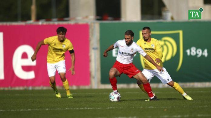 FC Rot-Weiß Erfurt wins the turbulent derby in Jena II with 2:1    Sports