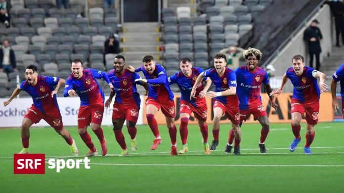 4: 3 on penalties - Basel after a crime against Hammarby in the League Conference - Sport