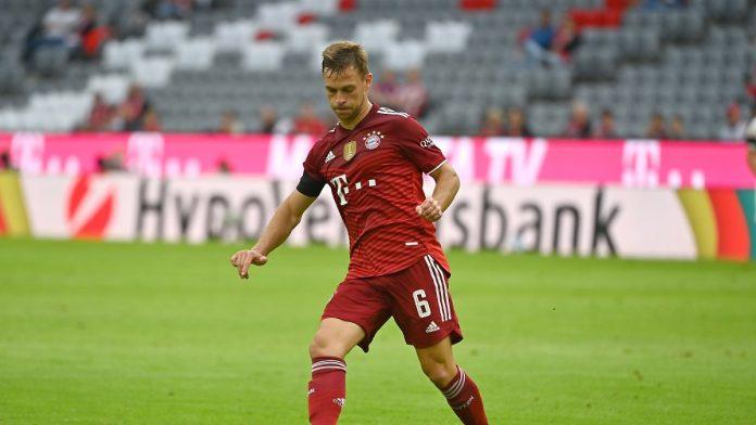 'Ambitious goals': Bayern Munich extends Kimmich