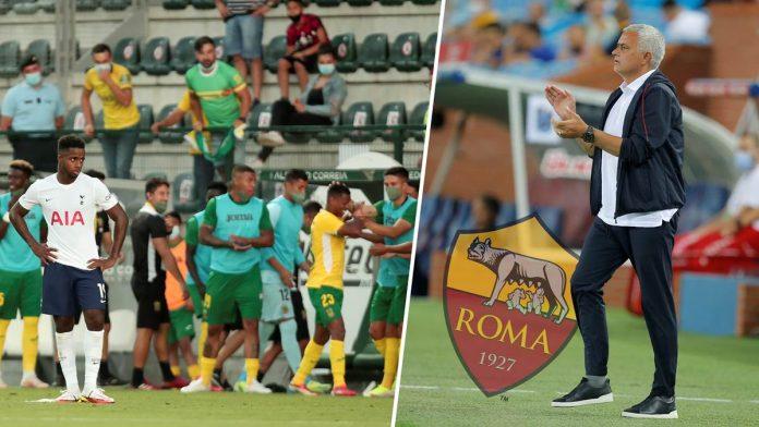 Tottenham enttäuschten bei ihrem Debüt in der Conference League. José Mourinho indes konnte mir seiner AS Rom einen Auswärtssieg einfahren.