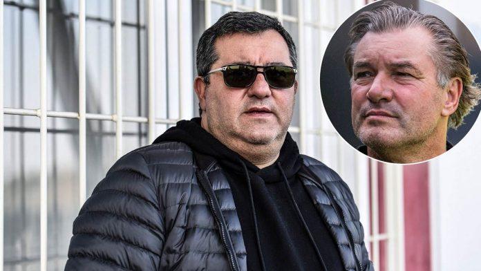 BVB-Sportdirektor Michael Zorc berichtet positiv von Spielerberater Mino Raiola.