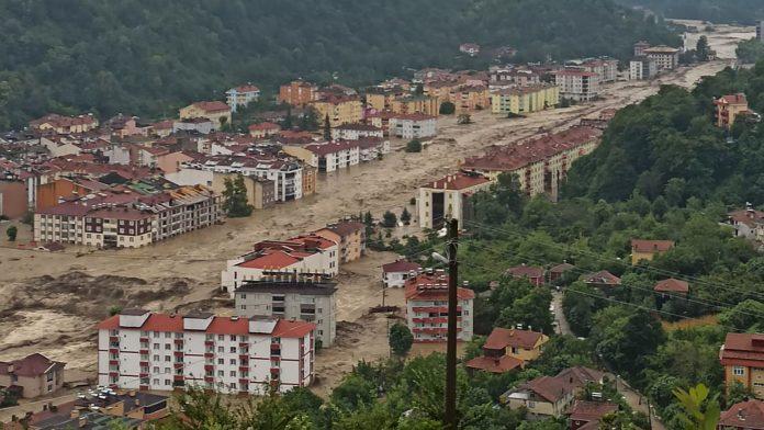 Black Sea region: dead after floods in Turkey