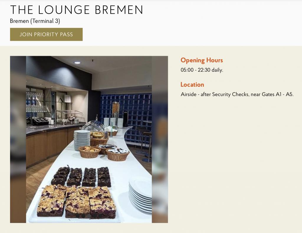 Bremen lounge