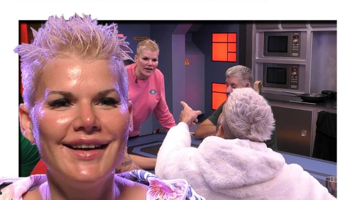 Celebrity Big Brother: Melanie Muller's Father Joins Ravi Rachik in Beef