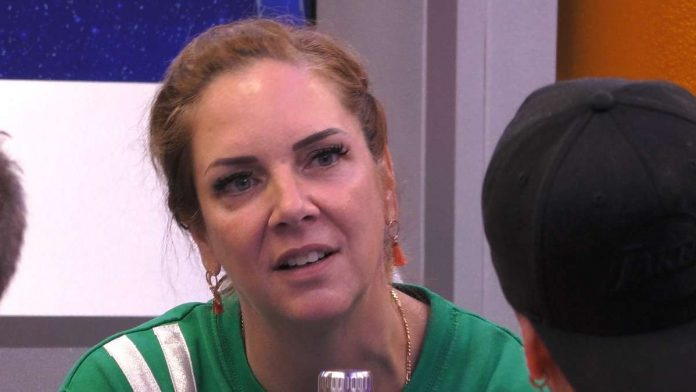 Celebrity Big Brother (Saturday 1): Danny Buchner talks candidly about her newcomer — do you know him?