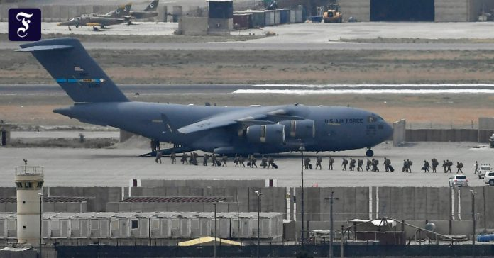 Complete withdrawal of US forces from Afghanistan