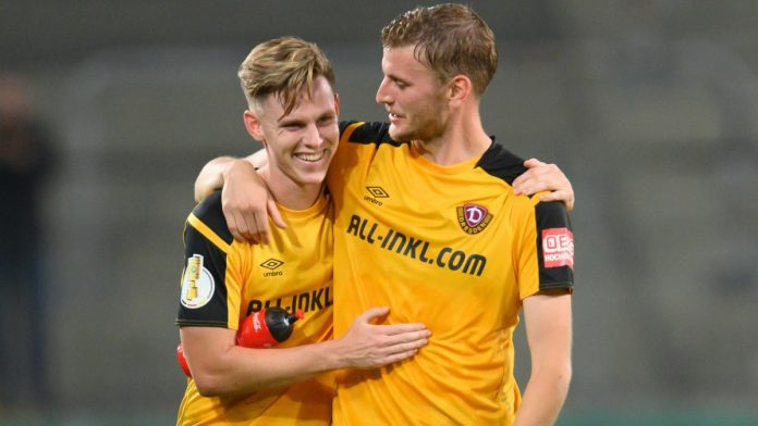 DFB Cup: Dresden defeats Paderborn - 1860 Munich continues to shiver against Darmstadt