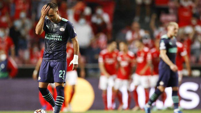 Defeat at Benfica Lisbon: Gotze must tremble for the Champions League