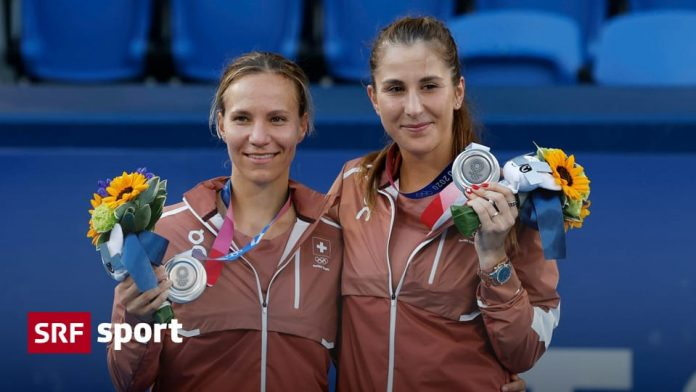 Defeat in the Double Final - Bencic / Golubic: 12th Swiss medal is a silver sport