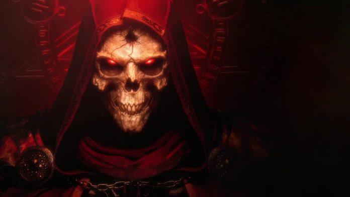 Diablo 2: Resurrected - This is how the new cinematic look looks good