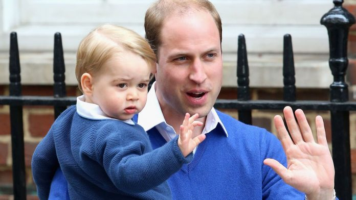Duchess Kate worried about her young son