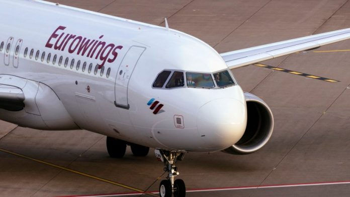 Eurowings: Attention, changes for passengers!  New costs for handbags