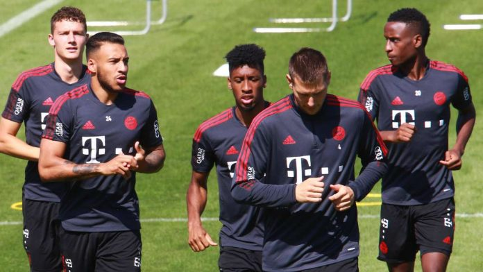 FC Bayern: Bremen squad - Nagelsmann builds strong - Practical test for substitute players
