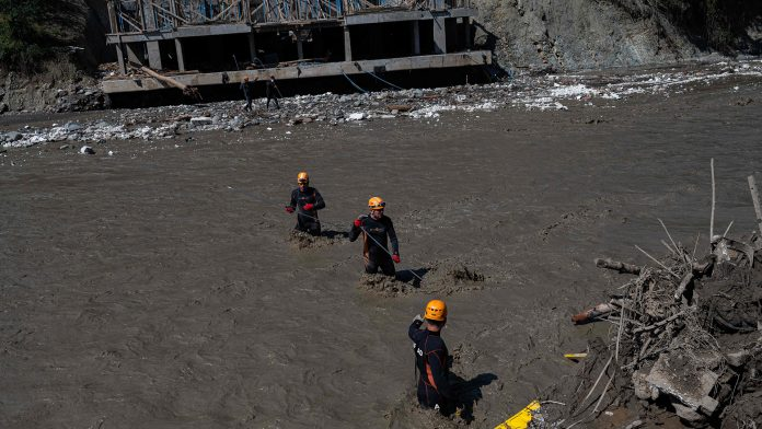 Floods in the north: at least 70 dead in Turkey